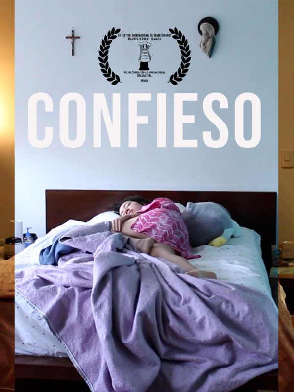 POSTER CONFIESO